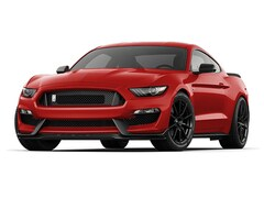 2018 Ford Shelby GT350 Shelby GT350 Fastback Coupe