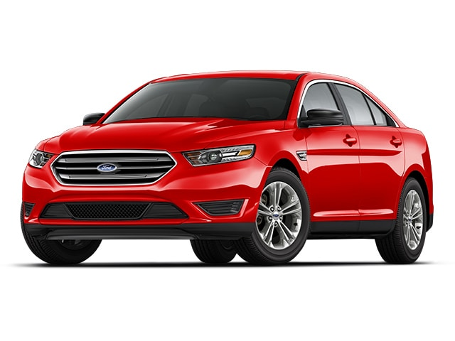 2018 Ford Taurus Sedan El Paso