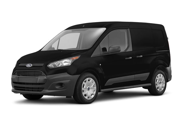 2018 Ford Transit Connect Van Black Velvet
