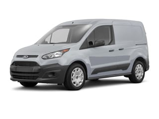 2018 Ford Transit Connect Van Silver Metallic