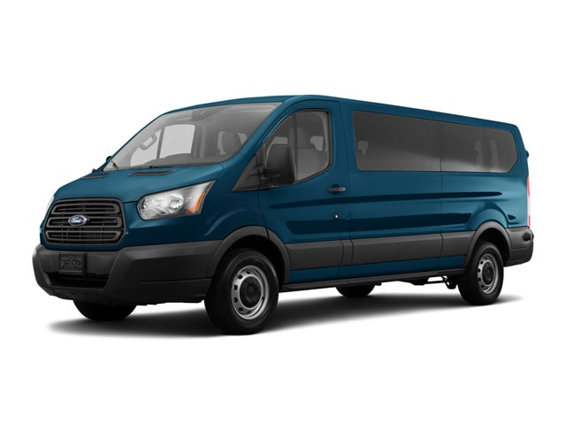 2018 Ford Transit 350 Wagon Blue Jeans Metallic