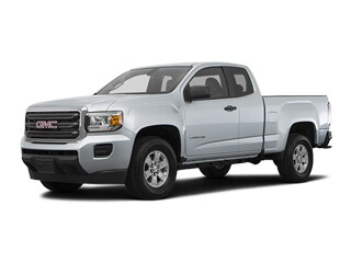 GMC Canyon specs and information