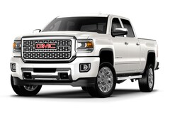 New 2018 GMC Sierra 2500HD Denali Truck Crew Cab for sale in Montgomery, AL