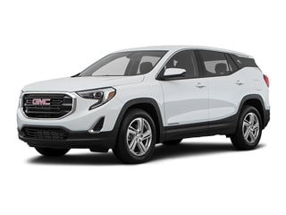 2018 GMC Terrain SUV Summit White