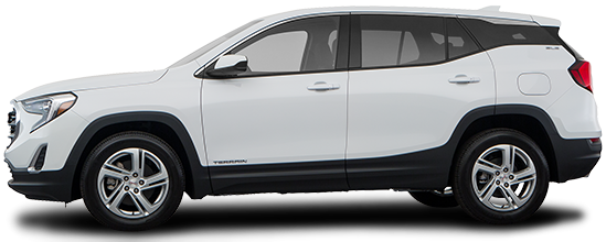 2018 GMC Terrain SUV SL