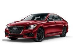 New 2018 Genesis G80 3.3T Sport Sedan KMHGN4JBXJU255882 in Waipahu