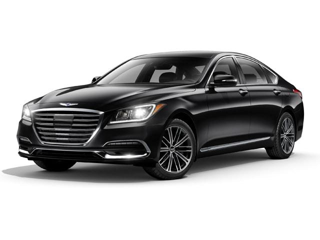 2018 Genesis G80 3.8L Sedan