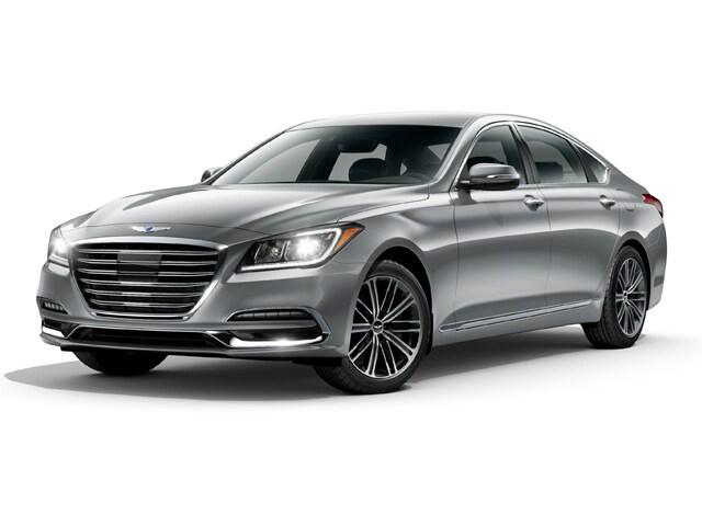 Exceptional 2018 Genesis G80 3.8 Sedan