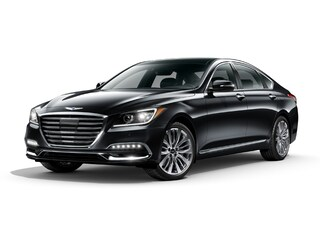 2018 Genesis G80 5.0 Ultimate Sedan Black