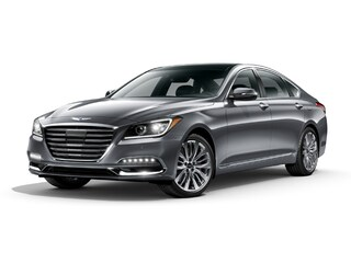 2018 Genesis G80 5.0 Ultimate Sedan Gray