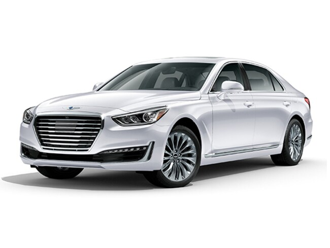 New 2018 Genesis G90 5.0 Ultimate Sedan in Dublin, CA