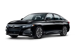 New 2018 Honda Accord Hybrid Hybrid Sedan 1HGCV3F18JA006125 for Sale in Elk Grove, CA