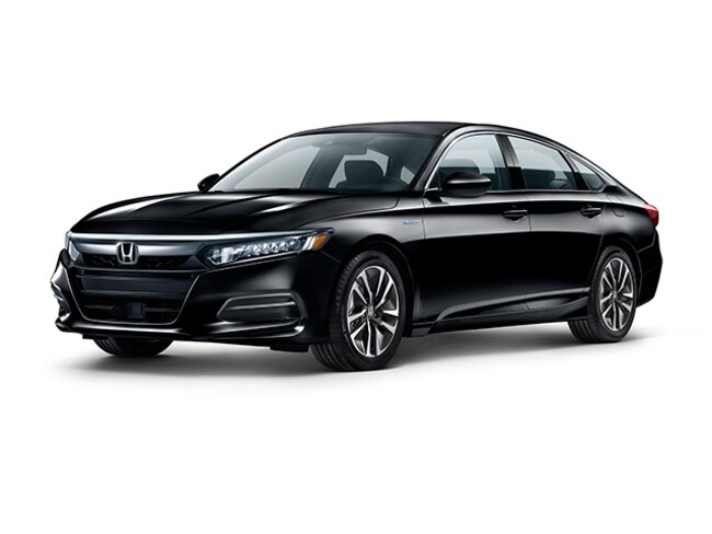 New 2018 Honda Accord Hybrid Base Sedan Great Falls, MT