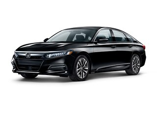 New 2018 Honda Accord Hybrid Base Sedan Ames, IA