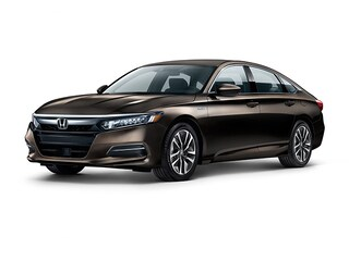 New 2018 Honda Accord Hybrid Base Sedan near San Diego