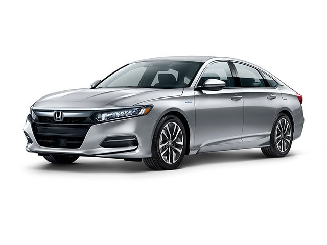 2018 Honda Accord Hybrid Hybrid Sedan