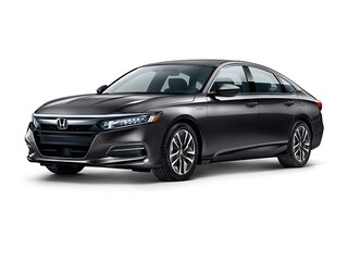 New 2018 Honda Accord Hybrid Base Sedan 00H81756 near San Antonio