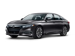 New 2018 Honda Accord Hybrid Base Sedan in Carson CA
