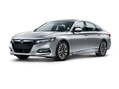 New 2018 Honda Accord Hybrid EX-L Sedan For Sale in Branford, CT