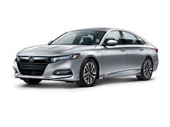 New 2018 Honda Accord Hybrid EX-L Sedan 281272 for Sale in Westport, CT, at Honda of Westport