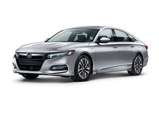 New Honda vehicles 2018 Honda Accord Hybrid EX-L Sedan for sale near you in Boston, MA