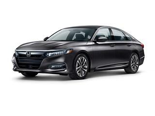 New 2018 Honda Accord Hybrid EX-L Sedan 49028 Seekonk, MA