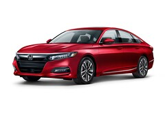 2018 Honda Accord Hybrid EX-L Sedan continuously variable automatic