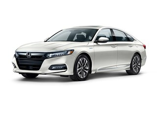New 2018 Honda Accord Hybrid EX-L Sedan 00H81937 near San Antonio