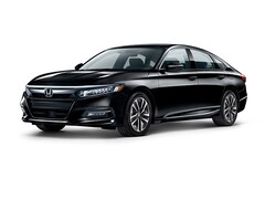 New 2018 Honda Accord Hybrid EX-L Sedan 1HGCV3F61JA001084 for Sale in Elk Grove, CA