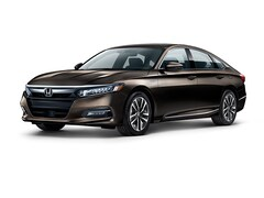 New 2018 Honda Accord Hybrid EX-L w/Navi Sedan 180957 in Bakersfield, CA