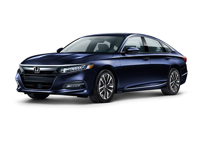 2018 Honda Accord Hybrid Sedan