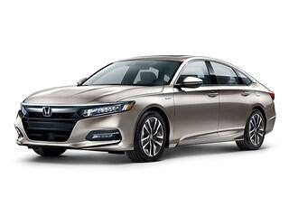 New 2018 Honda Accord Hybrid EX Sedan in Westborough, MA