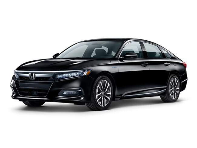 Honda Accord Official Site >> New 2018 Honda Accord Hybrid Touring For Sale In Branford