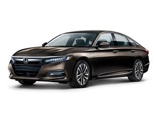 New 2018 Honda Accord Hybrid Touring Sedan Houston, TX