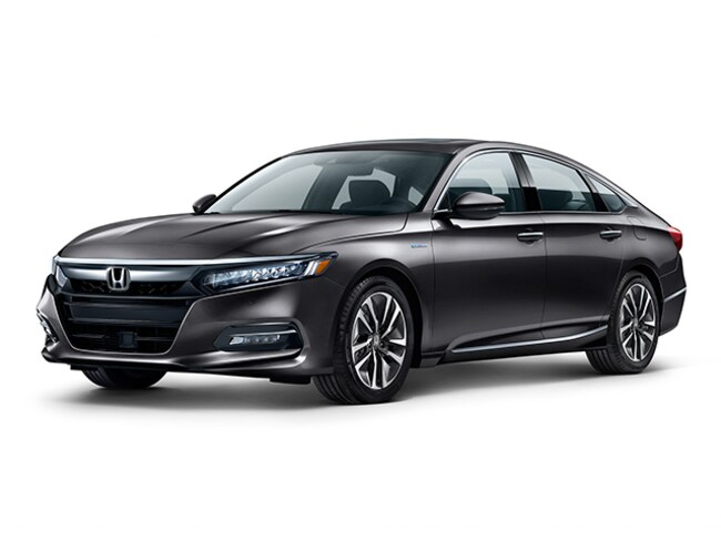 2018 Honda Accord Hybrid Touring Sedan Shelburne VT