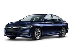 New 2018 Honda Accord Hybrid Touring Sedan Medford, OR