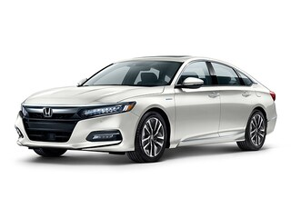 New Honda vehicles 2018 Honda Accord Hybrid Touring Sedan for sale near you in Boston, MA