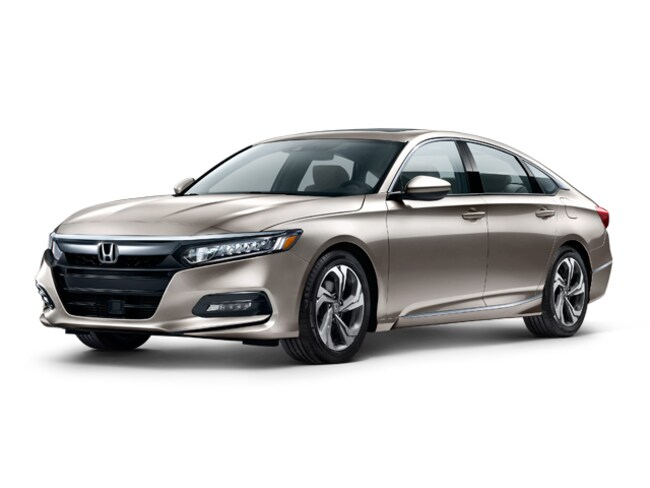 New 2018 Honda Accord EX-L Sedan 1HGCV1F54JA107962 for sale in Davis, CA near Sacramento