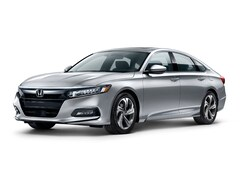 New 2018 Honda Accord EX-L Sedan 1HGCV1F51JA215262 for sale in Terre Haute at Thompson's Honda