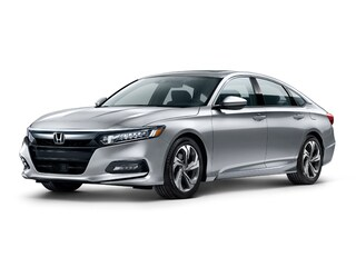 2018 Honda Accord EX-L Sedan continuously variable automatic