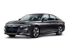 New 2018 Honda Accord EX-L Sedan 1HGCV1F53JA119813 for sale in Terre Haute at Thompson's Honda