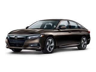 New 2018 Honda Accord EX-L w/Navi Sedan 00H89247 near San Antonio