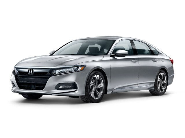 2018 Honda Accord EX-L w/Navi Sedan continuously variable automatic
