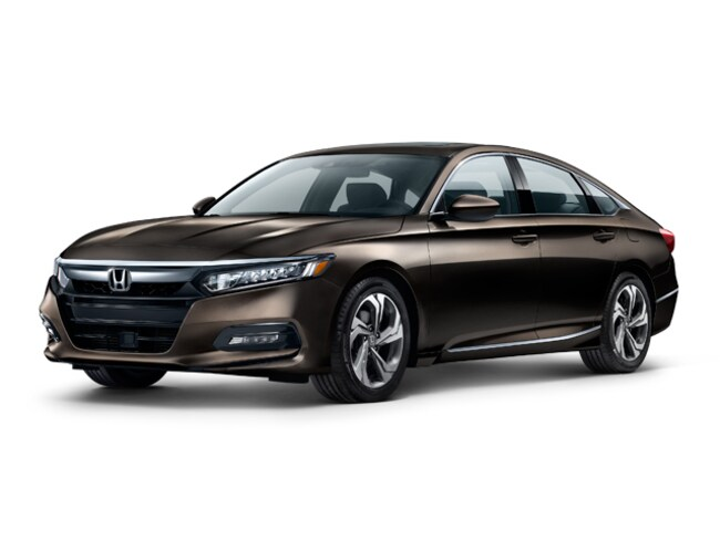 New 2018 Honda Accord EX Sedan near Honolulu