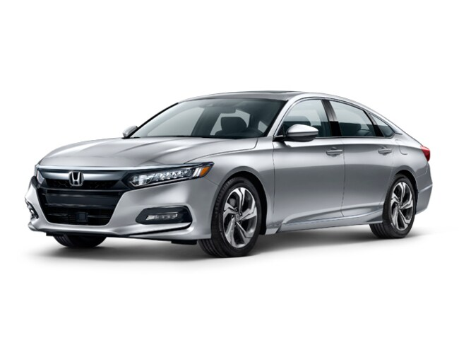 New 2018 Honda Accord EX Sedan Berkeley