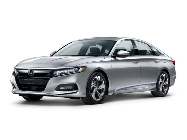 New 2018 Honda Accord EX Sedan near Dallas