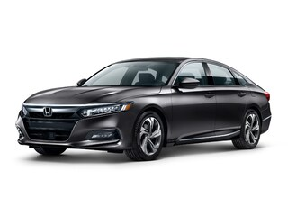 New 2018 Honda Accord EX CVT Sedan JA155660 for sale near Fort Worth TX
