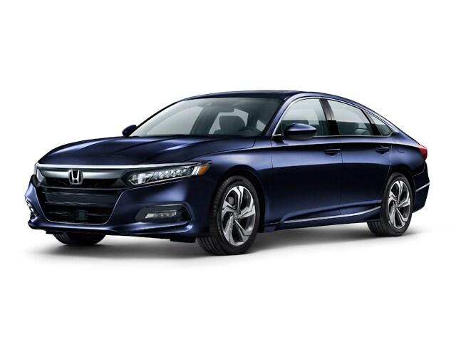 2018 Honda Accord EX Sedan Continuously Variable Automatic