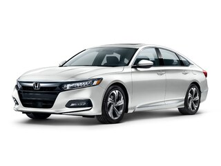 New 2018 Honda Accord EX CVT Sedan JA055364 for sale near Fort Worth TX