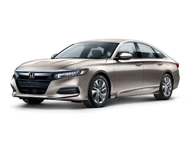 New 2018 Honda Accord LX Sedan Gardena, CA